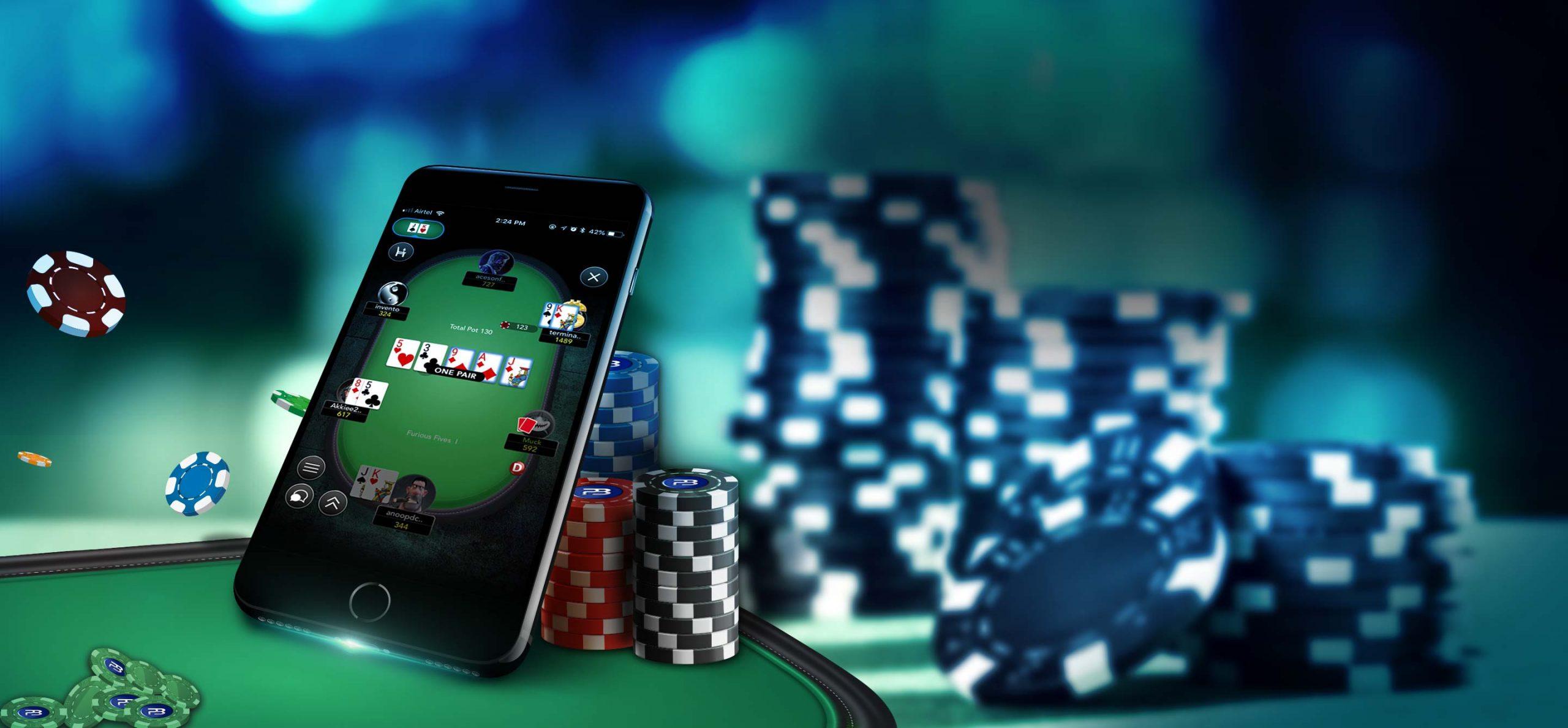 Ini adalah cara mudah untuk mengunduh poker online Android